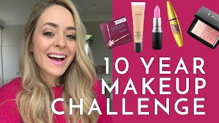 Copying my MAKEUP from 10 YEARS AGO!? | Fleur De Force