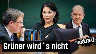 Bundestagswahl 2021 – Alle wollen öko sein