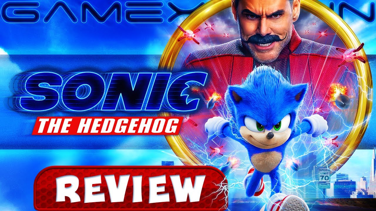 Sonic the Hedgehog - Movie REVIEW (Spoiler Free!) (Video Game Video Review)