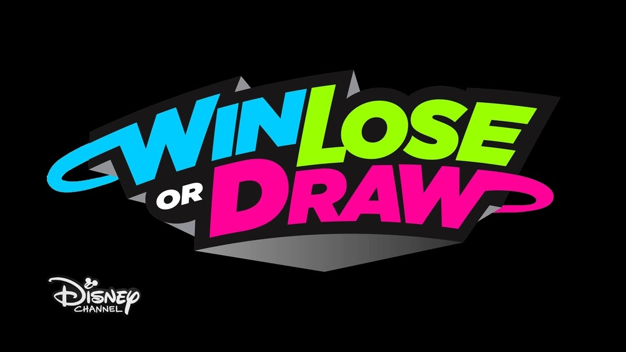Win Lose Or Draw Promo 1 Disney Channel Youtube
