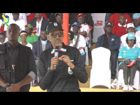RPF Presidential Campaign: Burera District