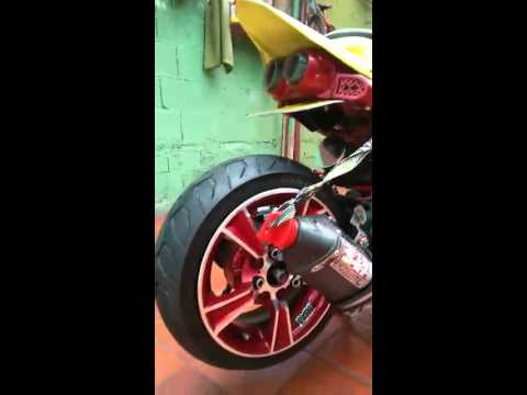 Scooter agility modificada taller scooter potencia 3114
