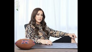 XFL Co-Owner Dany Garcia - XFL Plan Is To Play In 2021, Bring Back Staff [XFL News]