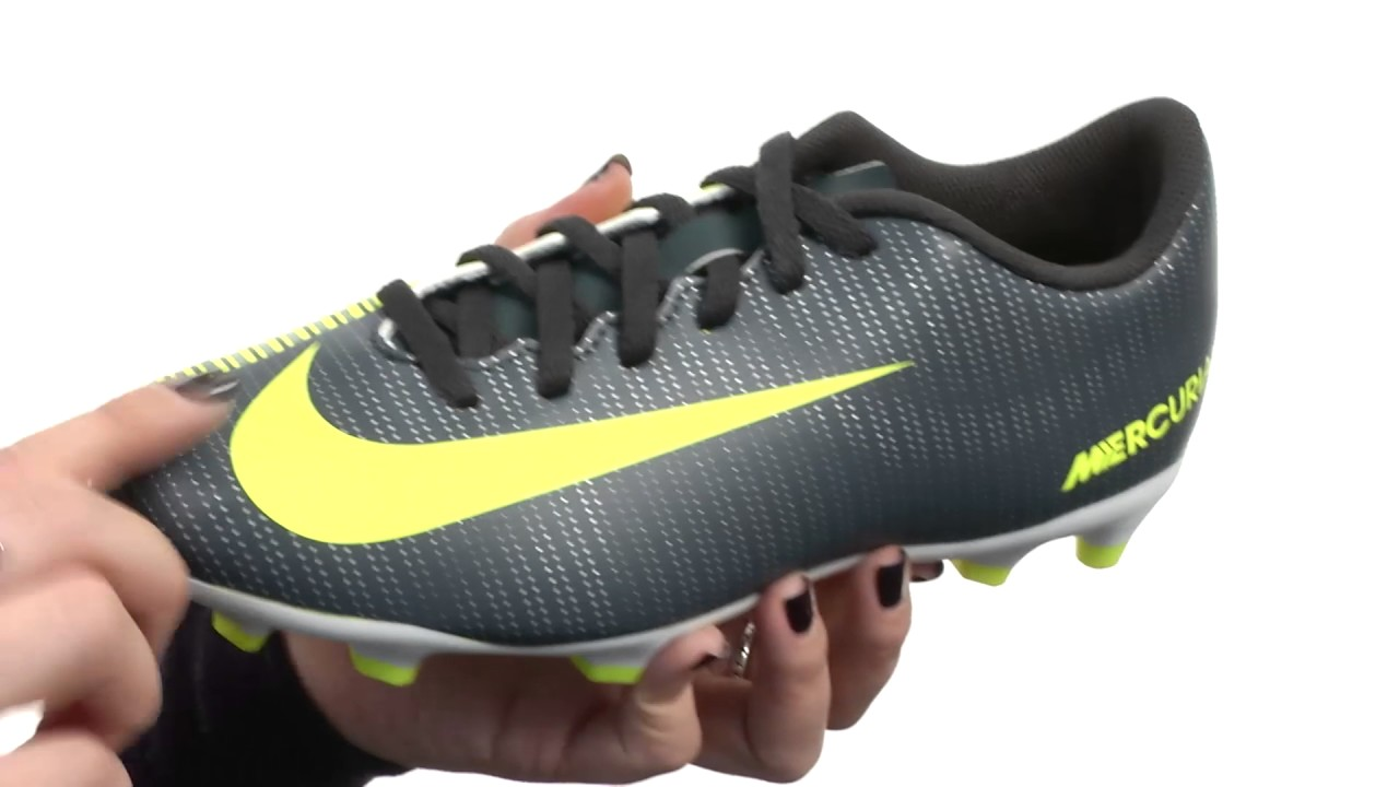 3a1501831f23 Nike Kids Jr Mercurial Vortex III CR7 FG Soccer (Little Kid/Big Kid) SKU:  8755712