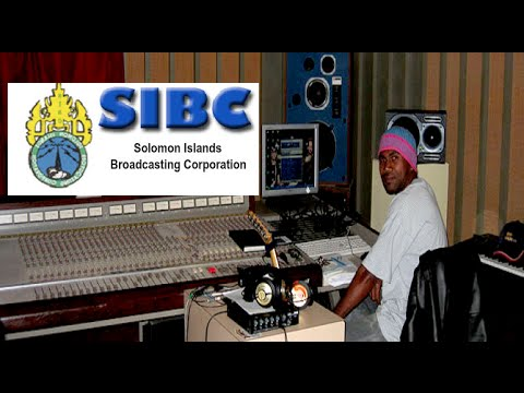 Solomon Island Broadcasting Corporation (SIBC)