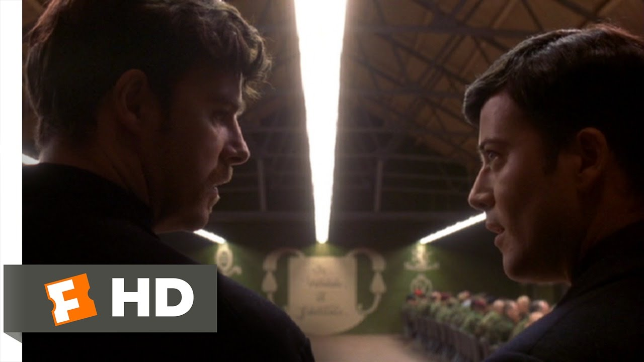 An Everlasting Piece (9/9) Movie CLIP - A Gesture (2000) HD