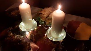 Ждем гостей Готовим глинтвейн Рождественское настроение Тестируем новый штатив Маска для лица