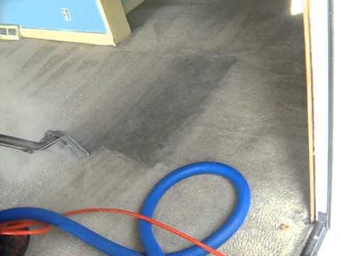 Deep steam carpet cleaning in Kansas city
