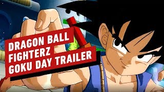 Dragon Ball FighterZ - Goku Day Trailer