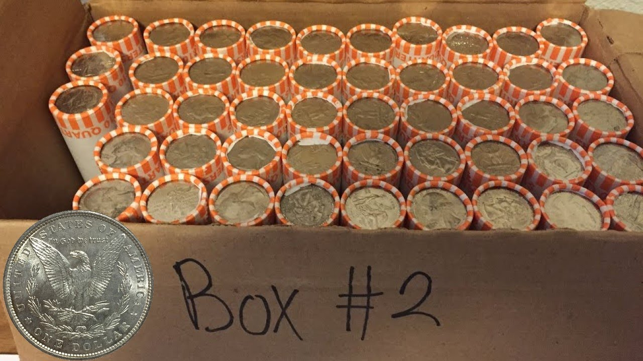 Coin Roll Hunting For Silver Experiment Part 3 500
