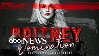 Britney Spears Cancels 'domination' Vegas Residency