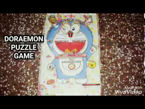 BEST DORAEMON MAZE PUZZLE GAME HANDMADE   PUZZLE GAME   BEST TIME PASS GAME