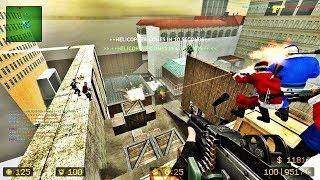 Counter-Strike: Source - Zombie Escape Mod - ze_Rooftop_Reborn_v3_2 | NiDE