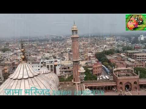 Delhi, lal qila,  jama msjeed, chor bazaar चोर बाजार, लाल किला जामा मस्जिद