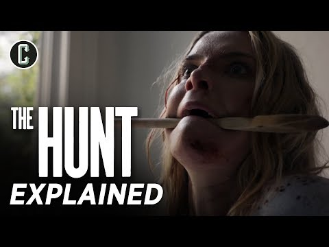 Why The Hunt Is Finally Being Released with a New Marketing Campaign