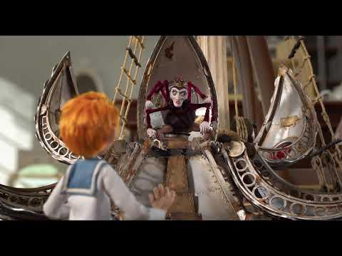 Capitaine Morten et la reine des araignées (VF) - Full online