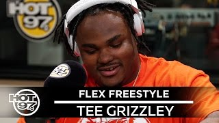 Tee Grizzly stops by HOT 97 to freestyle on Funk Flex show. CLICK H...