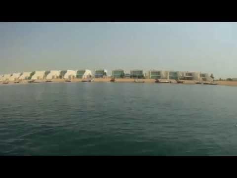 Seadoo Jet Ski from port marine to Durrat al Bahrain