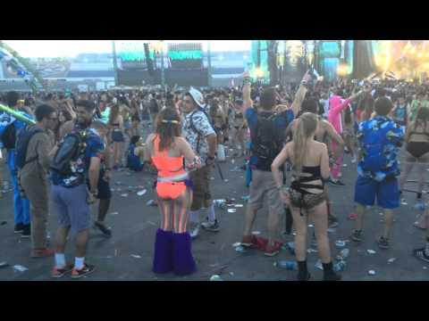 Showtek  FTS EDC Las Vegas 2015