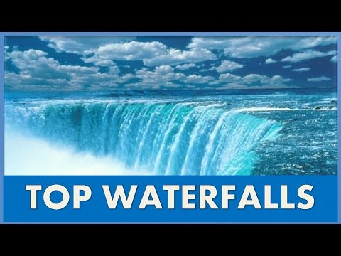 Top Most Beautiful Waterfalls In The World YouTube - 47 beautiful waterfalls around world