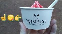 🍨 Auf ein Frozen Yogurt Eis in der Düsseldorfer Altstadt 👉 Yomaro👈 | 10 Cent Zocker |