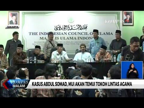 Kasus Abdul Somad, MUI Akan Temui Tokoh Lintas Agama