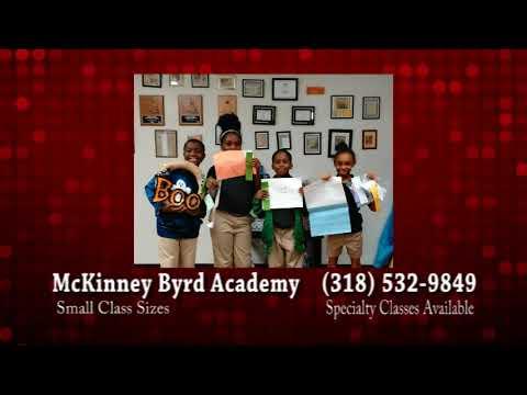 McKinney Byrd Academy (app & scholarships) - Shreveport LA