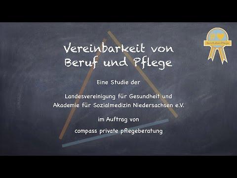 """""""Vereinbarkeit von Beruf und Pflege"""" - Teil 5 - Deutsche Rentenversicherung Westfalen"""
