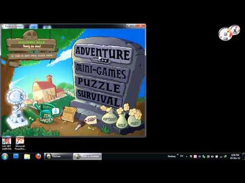 hướng dẫn hack tiền trong game plant vs zombie -.wmv