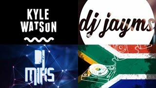 South African Deep House Mix Vol. 3 (2017 New Years Mix) Kyle Watson and Chuna Munki!