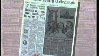 Paul Foot What the Papers Say - killing of Farzad Bazoft March 1990