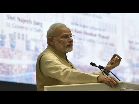 PM Modi's Speech at Delhi High Court's 50th anniversary, Vigyan Bhavan (New Delhi)