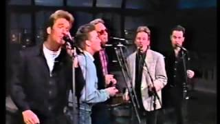 Live from the Letterman show in 1987. When I uploaded the 1988 live...