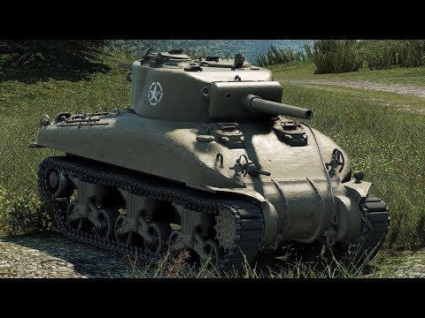 World of Tanks M4 Sherman - 13 Kills 3,2K Damage (1 VS 7)