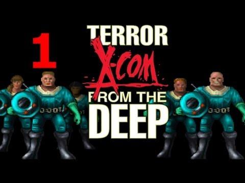 X-Com: TFTD   Ep. 1: Superhuman Pacific Challenge [SPC Ironman]