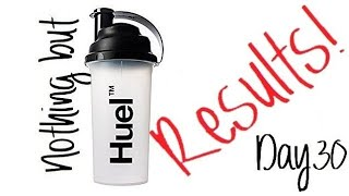 Huel Daily Vlog - Huel Diet Results - Day 30