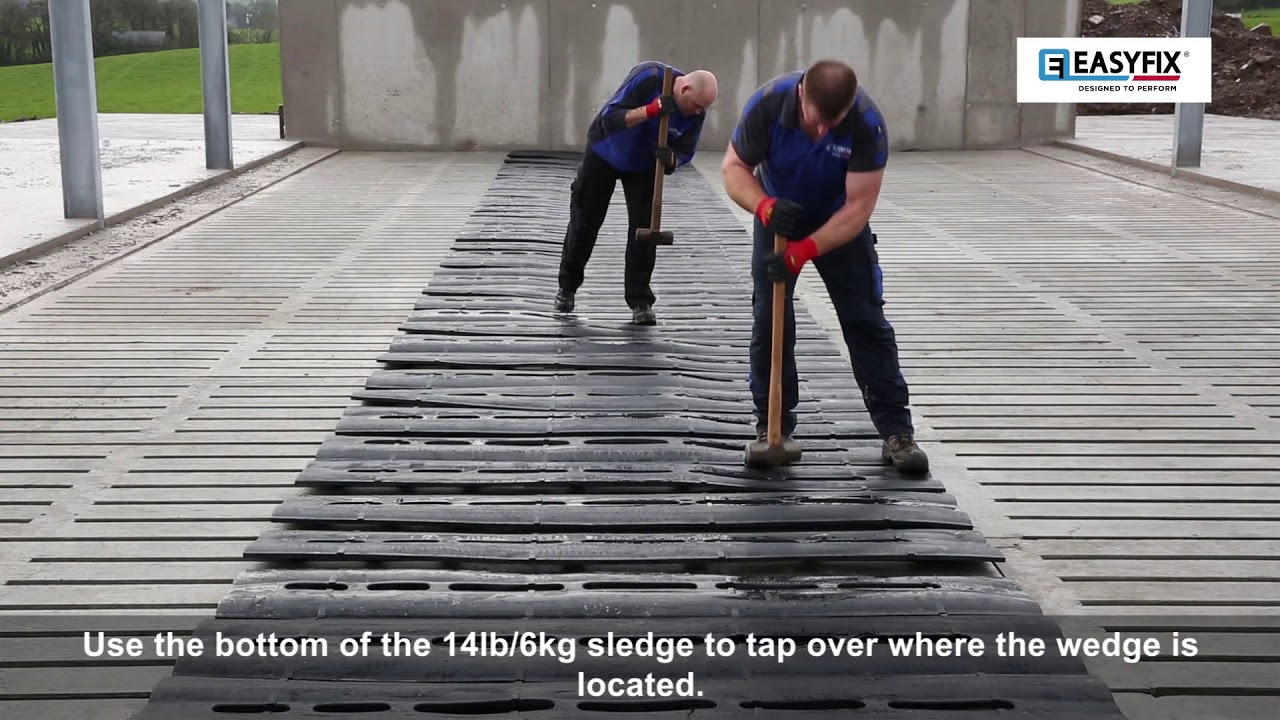 affordable easy step fixing - 1280×720