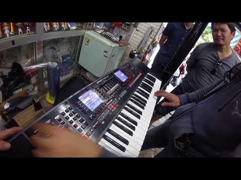 Giao Roland EA7 Cho Chủ Mới Ra Bắc - Nguyễn Kiên Music