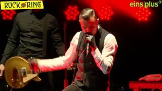 HURTS - Army of Me by Björk (Rock am Ring 2013)