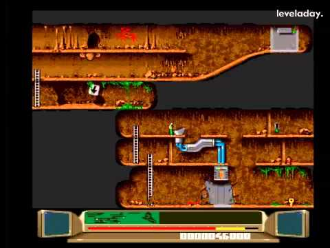 Confused & Angry! leveladay: Video Game Challenge - Benefactor Level 6 Troubleshooting for Amiga