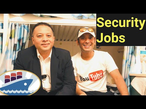 Cruise line security jobs | Cruise ship security jobs