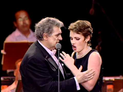 Marina Domashenko And Placido (Carmen; Final Duet)
