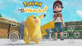 {247MB} Pokemon Let's Go Pikachu Real Game On Android || APK Download Link |