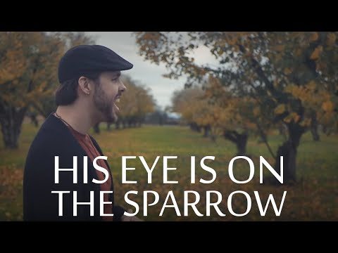 His Eye is on the Sparrow  - A Cappella - Chris Rupp (Official Video)