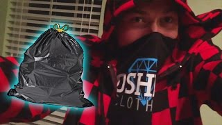 Funny Garbage Fail - Taking Out The Trash VLOG with Bajan Canadian, Jerome and Lachlan!