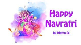 Happy Navratri 2017 Video for whatsapps , Shubh Navratri Whatsapp Video Download, Happy navratri gif