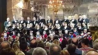 O Holy Night: Ancór With Limerick School of Music Choir and Ancór Orchestra. Tenor: Ross Scanlon YouTube Thumbnail