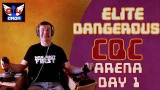 Elite Dangerous Arena Gameplay : Day 1