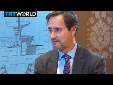 One on One: Robin Niblett, Former Director of Chatham House