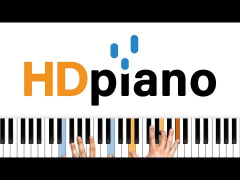 HDpiano's Famous Hybrid Piano Lessons! – The Best Tutorials